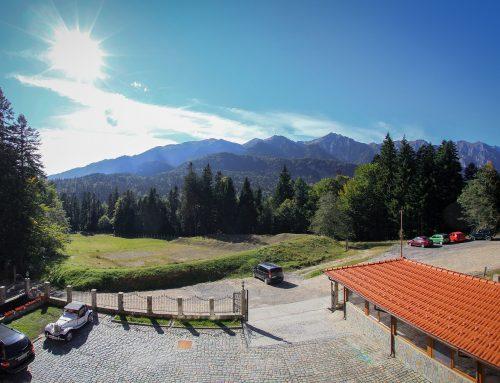 Hotel Cumpătu – Hotelul cu vedere spre paradis